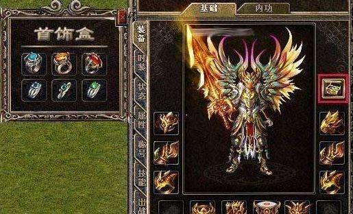 网通传奇1.80游戏介绍