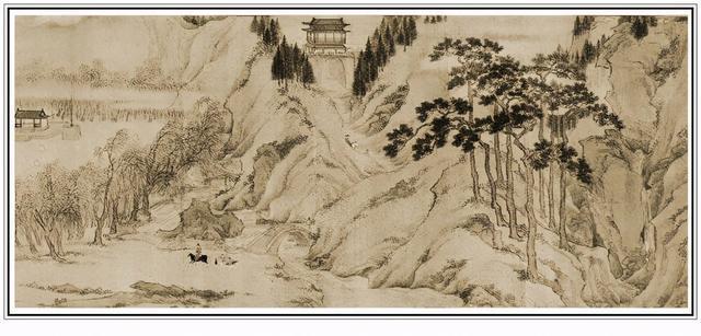 欣赏中国十大名画。