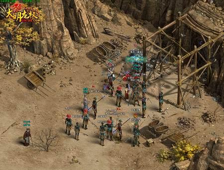传奇世界手游冒险挖矿玩法详解 冒险挖矿怎
